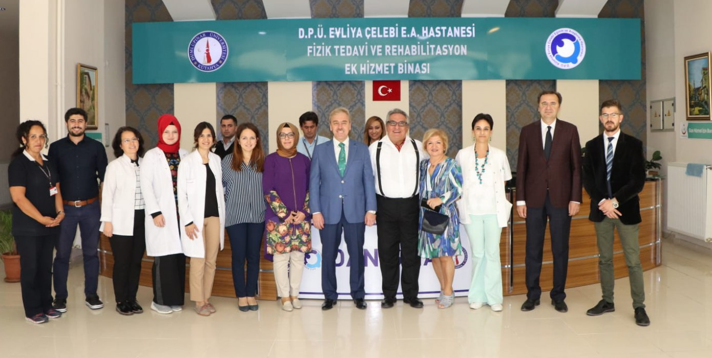Prof. Dr. Cihan Aksoy'dan Keyifli Bir Söyleşi