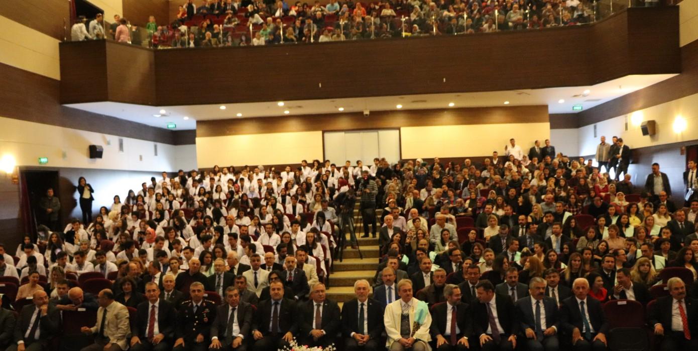 Üniversitemiz 2018-2019 Akademik Yılı Törenle Açıldı