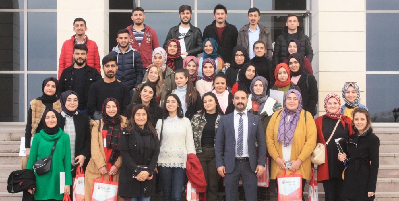 Kütahya Sağlık Bilimleri Üniversitesi Kariyer Günleri Etkinliği