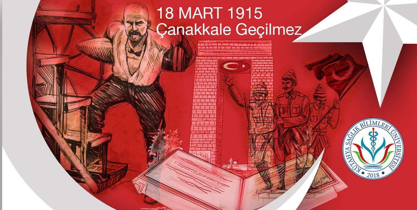 18 Mart Çanakkale Zaferi Mesajı