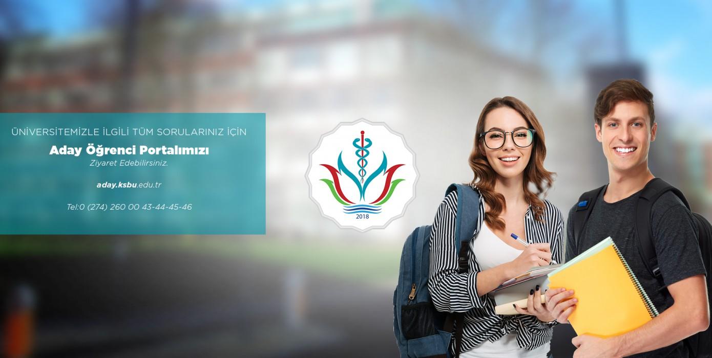 Sağlık Bilimleri Fakültesi Kontenjan Tablosu 2019-2020
