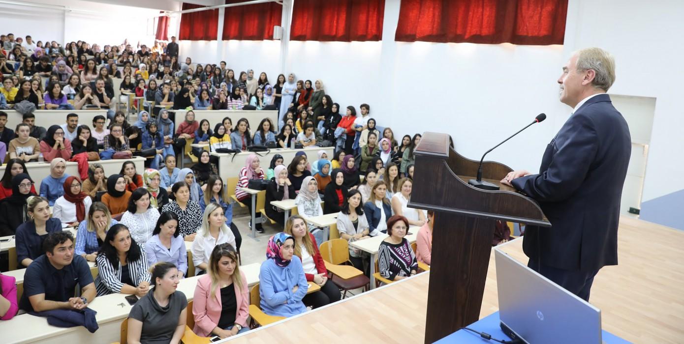 Fakültemiz 2019-2020 Akademik Yılı Açılışı Gerçekleşti.
