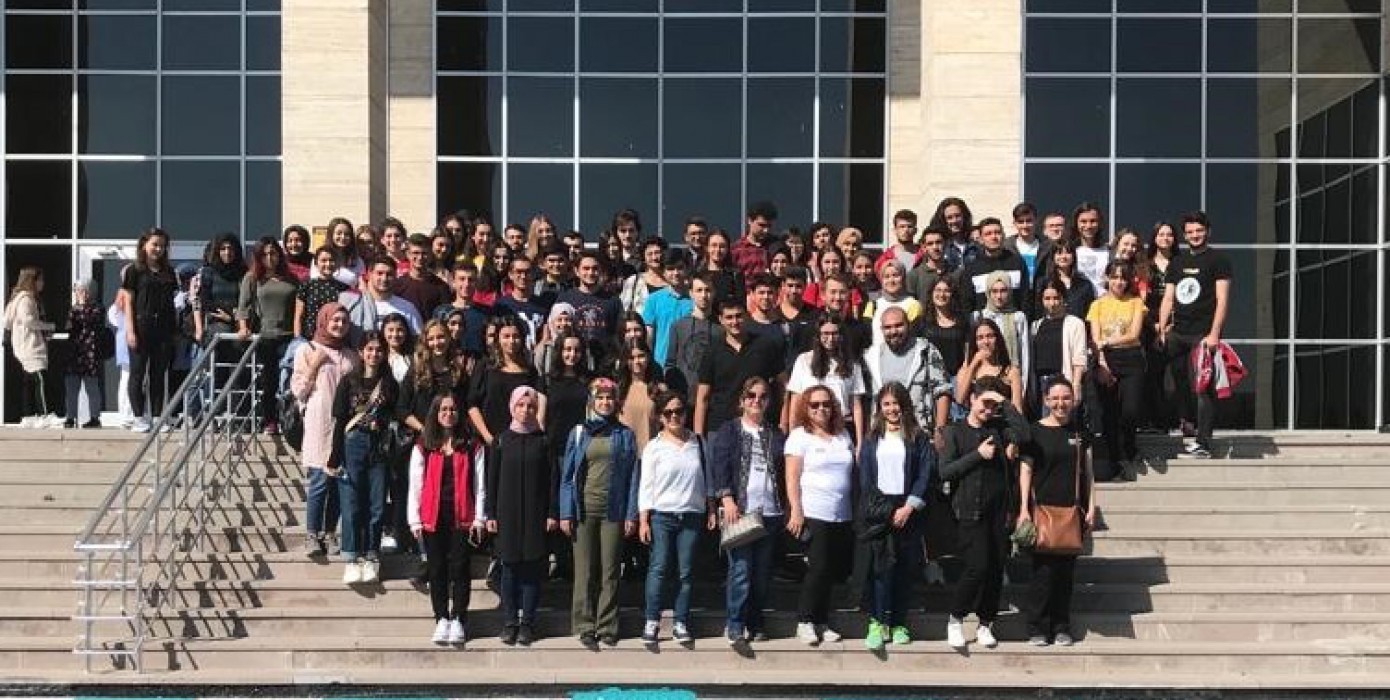 Oryantasyon Programı Kapsamında Dönem I Öğrencilerimizle Kampüs Gezisi Düzenledik.