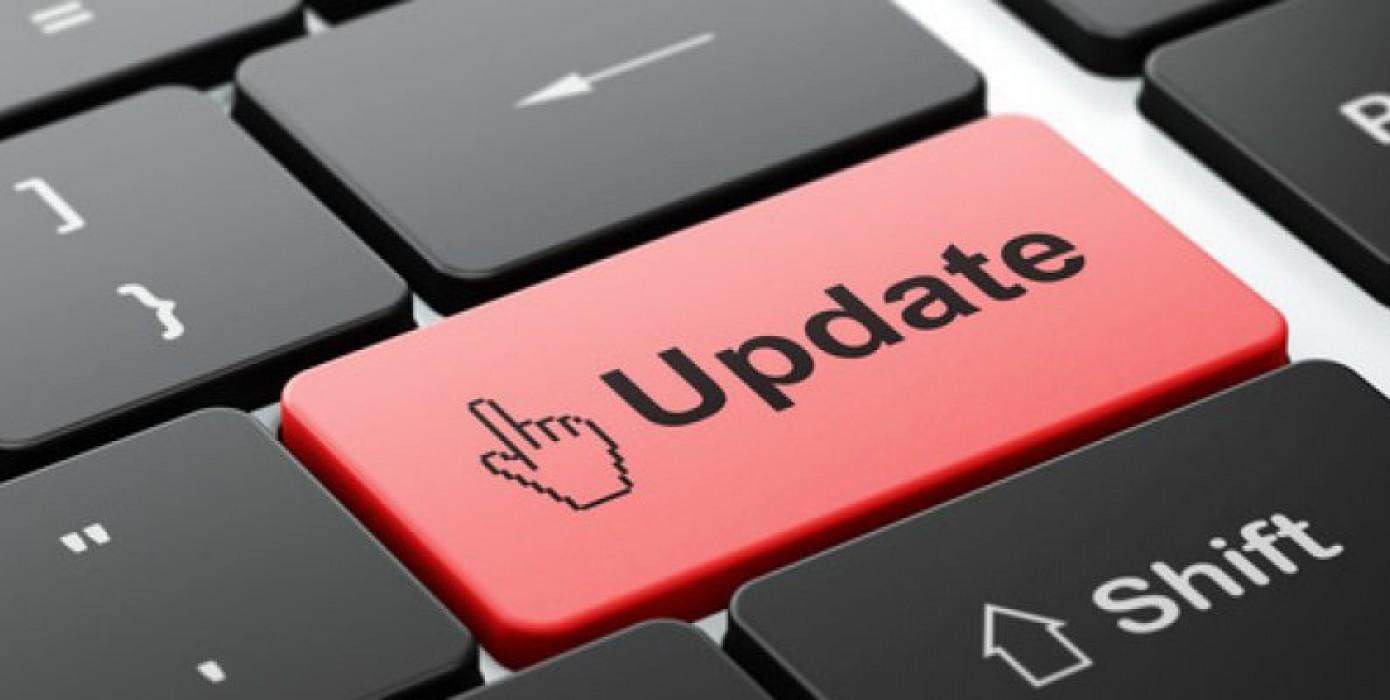 Fakültemizin Anabilim Dalları Web Sayfaları Güncelleniyor!