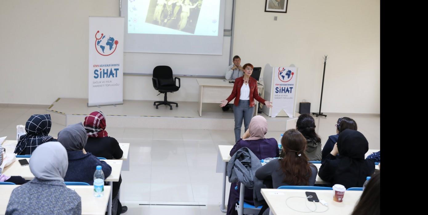 Rektör Yardımcımız ve Fakültemiz Dekanı Prof. Dr. Duygu Perçin Renders Hayatını Anlattı