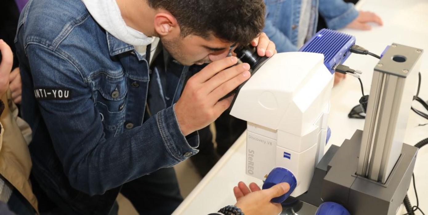 İleri Mikroskop Teknikleri Çalıştayı