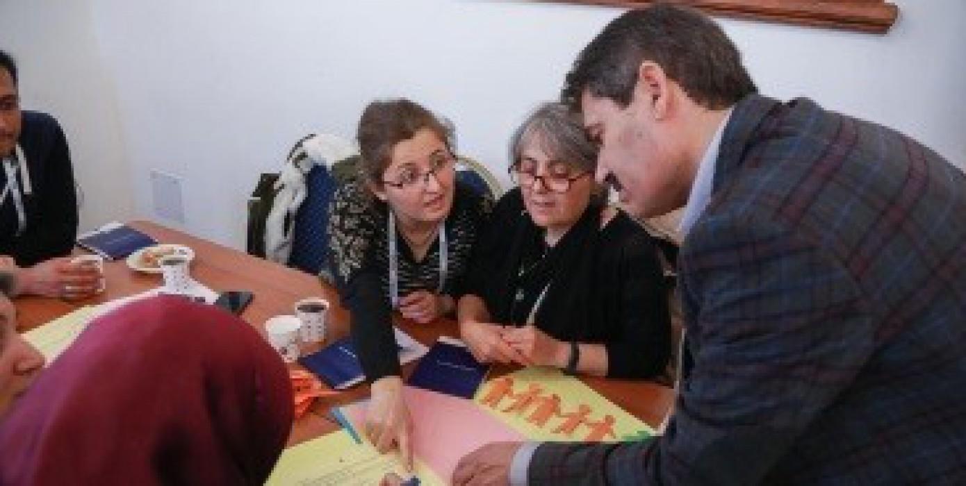 Üniversitemiz Öğretim Üyesi Prof. Dr. Azmi Yerlikaya Karabük Üniversitesinde Sağlık Bilimleri Alanında Araştırma Projesi Yazma ve Yürütme Eğitiminde Eğitmen Olarak Katkıda Bulundu