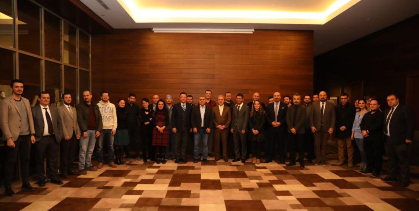Frigya Onkoloji Günleri Toplantısı Yapıldı.