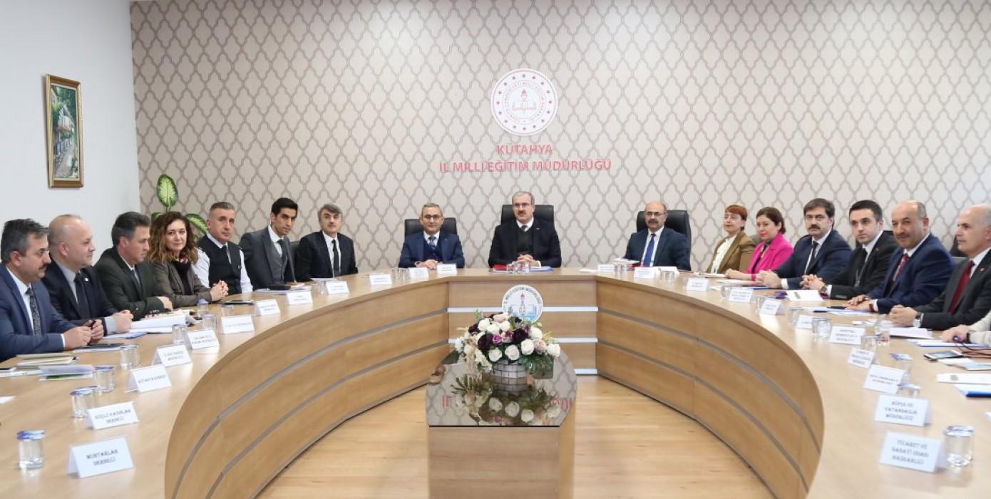 2020-2021 Kadına Yönelik Şiddetle Mücadele Koordinasyon Toplantısı Gerçekleşti.