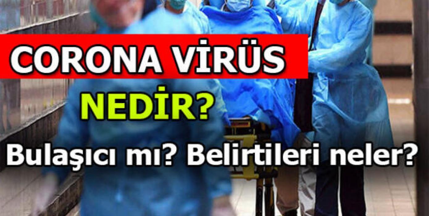 Dekanımız Prof. Dr. Duygu Perçin Renders Corona (Korona)covıd-19 Virüsü Nedir? Belirtileri Nelerdir? Nasıl Tedbir Alınmalıdır? Konusunda Bilgi Verdi.