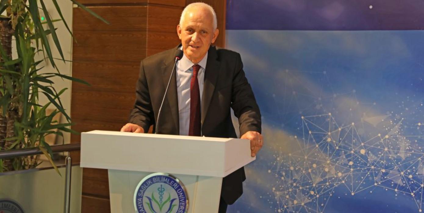 Yönetim Kurulu Üyemiz Sayın Prof. Dr. Yavuz Sinan Aydıntuğ'a Veda