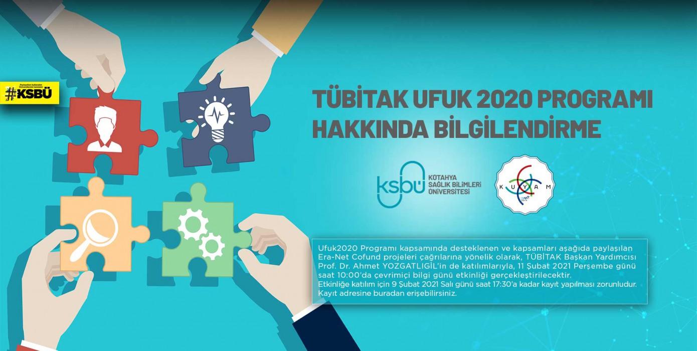 TÜBİTAK Ufuk 2020 Programı