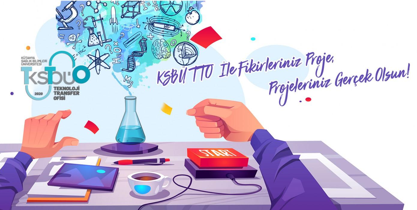 Ksbü Teknoloji Transfer Ofisi Projelerinizi Bekliyor